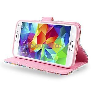 Ochranné pouzdro na mobil Samsung Galaxy S5 - mandala - 3