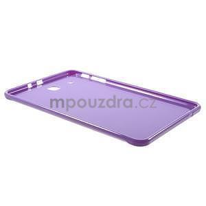 Gelový obal na tablet Samsung Galaxy Tab E 9.6 - fialový - 3