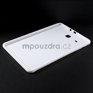 X-line gelové pouzdro na tablet Samsung Galaxy Tab E 9.6 - bílé - 3