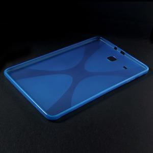 X-line gelové pouzdro na tablet Samsung Galaxy Tab E 9.6 - modré - 3