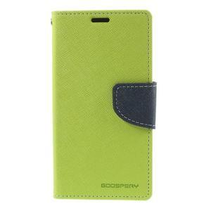 Richmercury pouzdro na mobil Sony Xperia E3 - zelené - 3