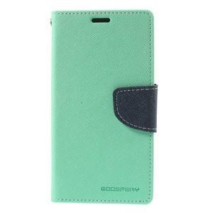 Richmercury pouzdro na mobil Sony Xperia E3 - azurové - 3