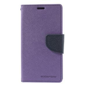 Richmercury pouzdro na mobil Sony Xperia E3 - fialové - 3