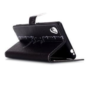 Emotive pouzdro na mobil Sony Xperia M4 Aqua - kočka - 3