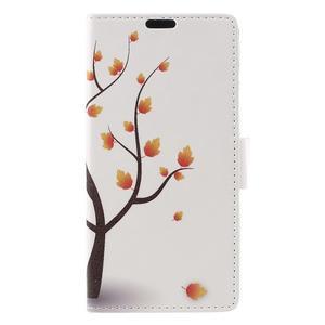 Emotive pouzdro na mobil Sony Xperia X Performance - podzimní strom - 3