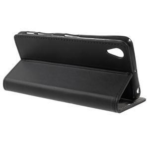 Pouzdro na mobil Sony Xperia X Performance - černé - 3