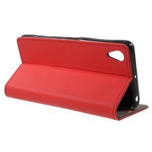 Pouzdro na mobil Sony Xperia X Performance - červené - 3
