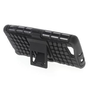 Odolný ochranný kryt na Sony Xperia Z3 Compact - černý - 3