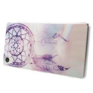 Ultratenký gelový obal na mobil Sony Xperia Z3 - lapač snů - 3