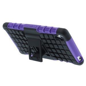 Outdoor ochranný kryt na mobil Sony Xperia Z3 - fialový - 3
