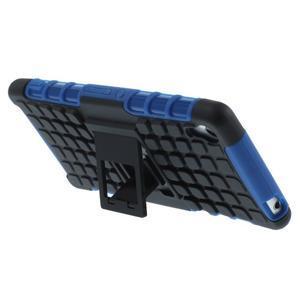 Outdoor ochranný kryt na mobil Sony Xperia Z3 - modrý - 3