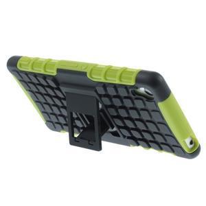 Outdoor ochranný kryt na mobil Sony Xperia Z3 - zelený - 3