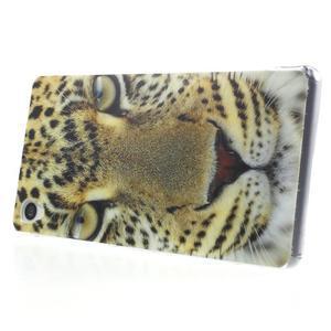 Gelový obal na mobil Sony Xperia Z3 - leopard - 3