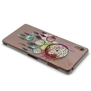 Gelový obal na mobil Sony Xperia Z3 - lapač snů - 3