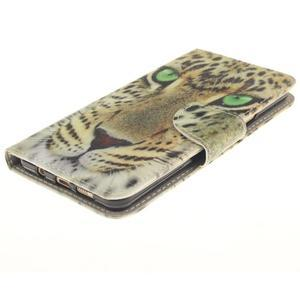 Patt peněženkové pouzdro na Samsung Galaxy A3 (2016) - leopard - 3