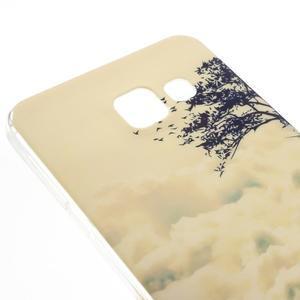 Gelový obal pro Samsung Galaxy A3 (2016) - láska a hory - 3