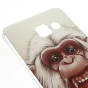 Gelový obal pro Samsung Galaxy A3 (2016) - gorila - 3