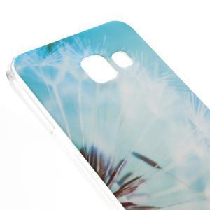 Gelový obal pro Samsung Galaxy A3 (2016) - rozkvetlá pampeliška - 3