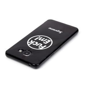 Style gelový obal na mobil Samsung Galaxy A3 (2016) - fuck em! - 3