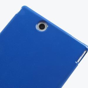 JellyGospery gelový obal na mobil Sony Xperia Z Ultra - modrý - 3