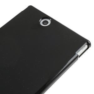 JellyGospery gelový obal na mobil Sony Xperia Z Ultra - černý - 3
