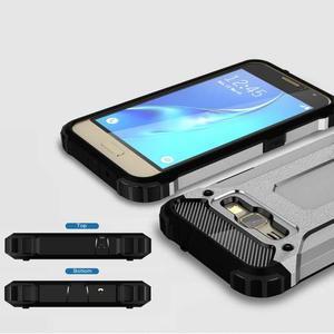 Armory odolný obal na mobil Samsung Galaxy J1 (2016) - šedý - 3