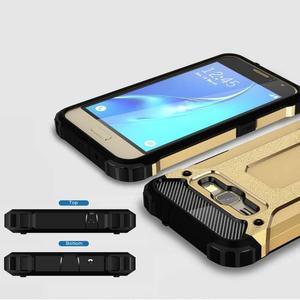 Armory odolný obal na mobil Samsung Galaxy J1 (2016) - zlatý - 3