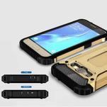 Armory odolný obal na mobil Samsung Galaxy J1 (2016) - zlatý - 3/7