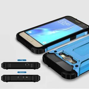 Armory odolný obal na mobil Samsung Galaxy J1 (2016) - modrý - 3