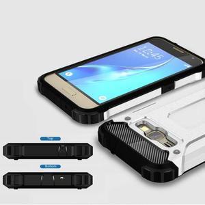 Armory odolný obal na mobil Samsung Galaxy J1 (2016) - bílý - 3