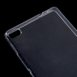 Ultra tenký slim obal na Huawei Ascend P8 - tranparentní - 3