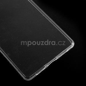 Ultra tenký gelový obal na Huawei Ascend P8 Lite - transparentní - 3