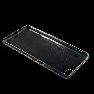 Transparentní ultra tenký slim obal na Huawei Ascend P8 Lite - 3