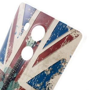 Softy gelový obal na mobil Huawei Mate 8 - UK vlajka - 3
