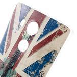 Softy gelový obal na mobil Huawei Mate 8 - UK vlajka - 3/6