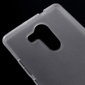 Matný gelový obal na Huawei Mate 8 - transparentní - 3