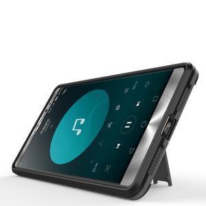 Armor odolný kryt na mobil Huawei Mate 8 - šedý - 3