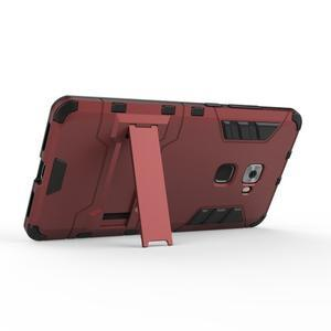 Armour odolný kryt na mobil Huawei Mate S - stříbrný - 3