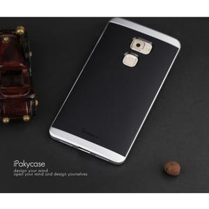 Odolný hybridní obal 2v1 na Huawei Mate S - stříbrný - 3