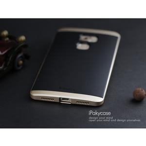 Odolný hybridní obal 2v1 na Huawei Mate S - zlatý - 3