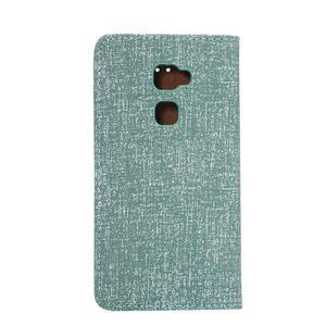 Style knížkové pouzdro na mobil Huawei Mate S - zelené - 3