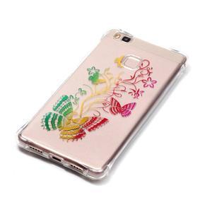 Lacqe gelový obal na Huawei P9 Lite - motýlci - 3