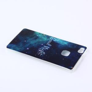 Jelly gelový obal na telefon Huawei P9 Lite - dobrou noc - 3