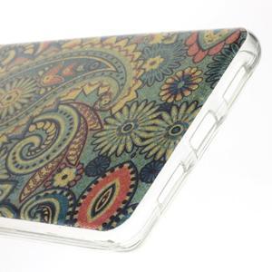 Skiny gelový obal na mobil Huawei P9 Lite - paisley - 3