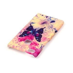 Shelly plastový obal na mobil Huawei P9 Lite - motýlek - 3