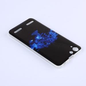 Softy gelový obal na mobil Lenovo Vibe K5 / K5 Plus - magický strom - 3