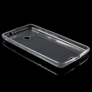 Ultra tenký obal na Microsoft Lumia 535 - transparentní - 3