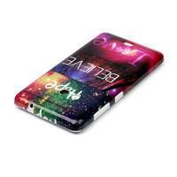 Soft gelový obal na mobil Microsoft Lumia 535 - láska - 3/3
