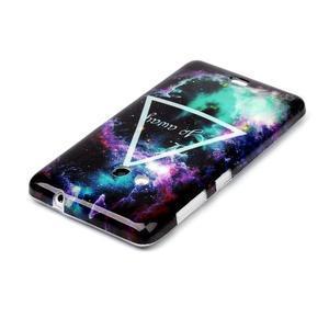 Soft gelový obal na mobil Microsoft Lumia 535 - triangl - 3