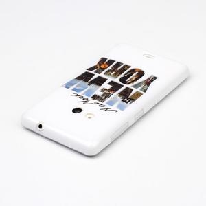 Soft gelový obal na mobil Microsoft Lumia 535 - New York - 3